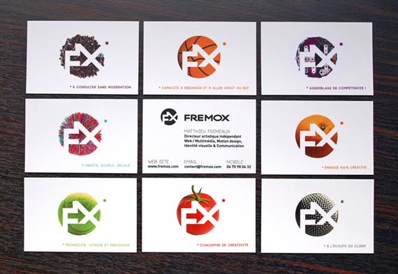 Permis Dimprimer Diffrentes Variantes Graphiques De Mon Logo Sur Chaque Verso Mes Cartes Avec Une Petite Astrisque Renvoyant Fois
