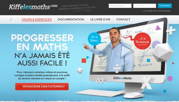 visuel Kiffelesmaths.com
